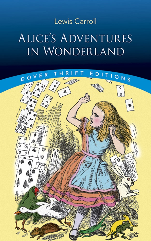 Image For Alice's Adventures in Wonderland<br>Lewis Carroll