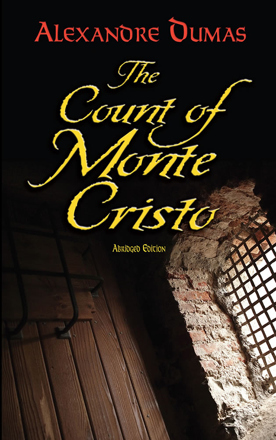 Cover Image For The Count of Monte Cristo<br>Alexandre Dumas