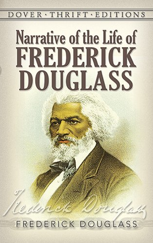 Cover Image For Narrative of the Life of<br>Frederick Douglass