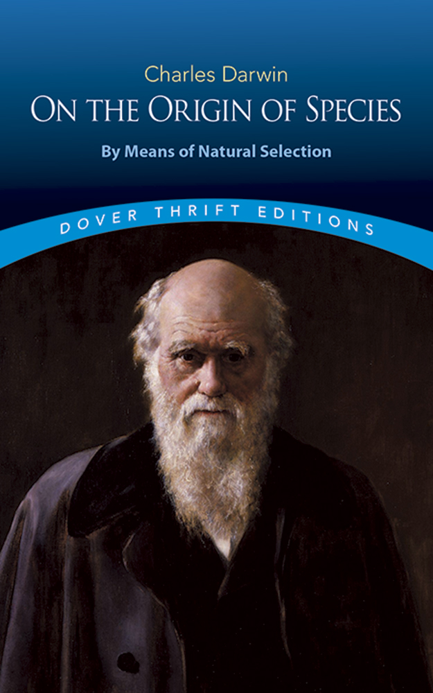 Image For On the Origin<br>of Species<br>Charles Darwin