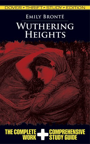 Image For Wuthering Heights<br>Emily Bronte<br>Thrift Study Edition