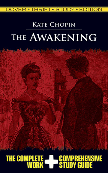 Image For The Awakening<br>Kate Chopin<br>Thrift Study Edition