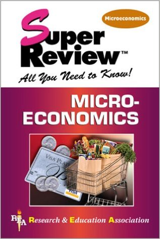 Image For Microeconomics<br>Super Review