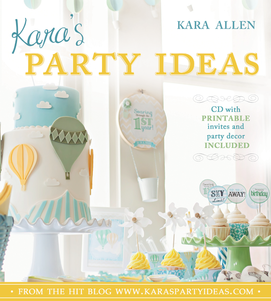Image For Kara's Party Ideas<br>Kara Allen