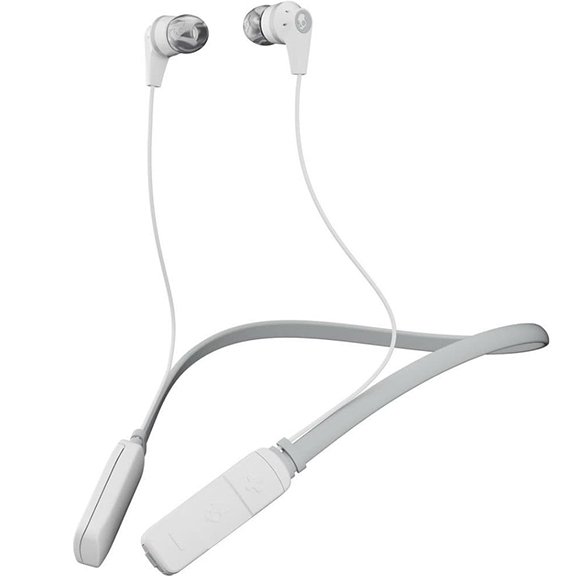 Image For Skullcandy Ink'd Wireless<br>Bluetooth Earbuds<br>White