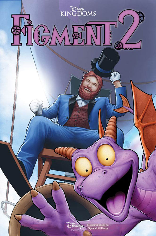 Image For Figment 2:<br>Legacy of Imagination<br>Jim Zubavich
