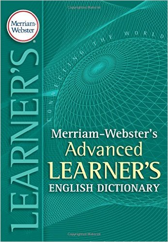 Image For M-W Advanced Learner's<br>English Dictionary