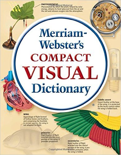 Image For M-W Compact<br>Visual Dictionary<br>Flexible Hardcover