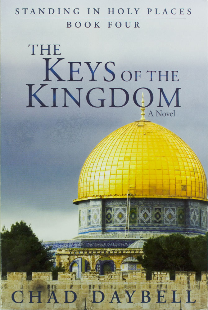 Image For The Keys of the Kingdom<br>Chad Daybell<br>Book 4