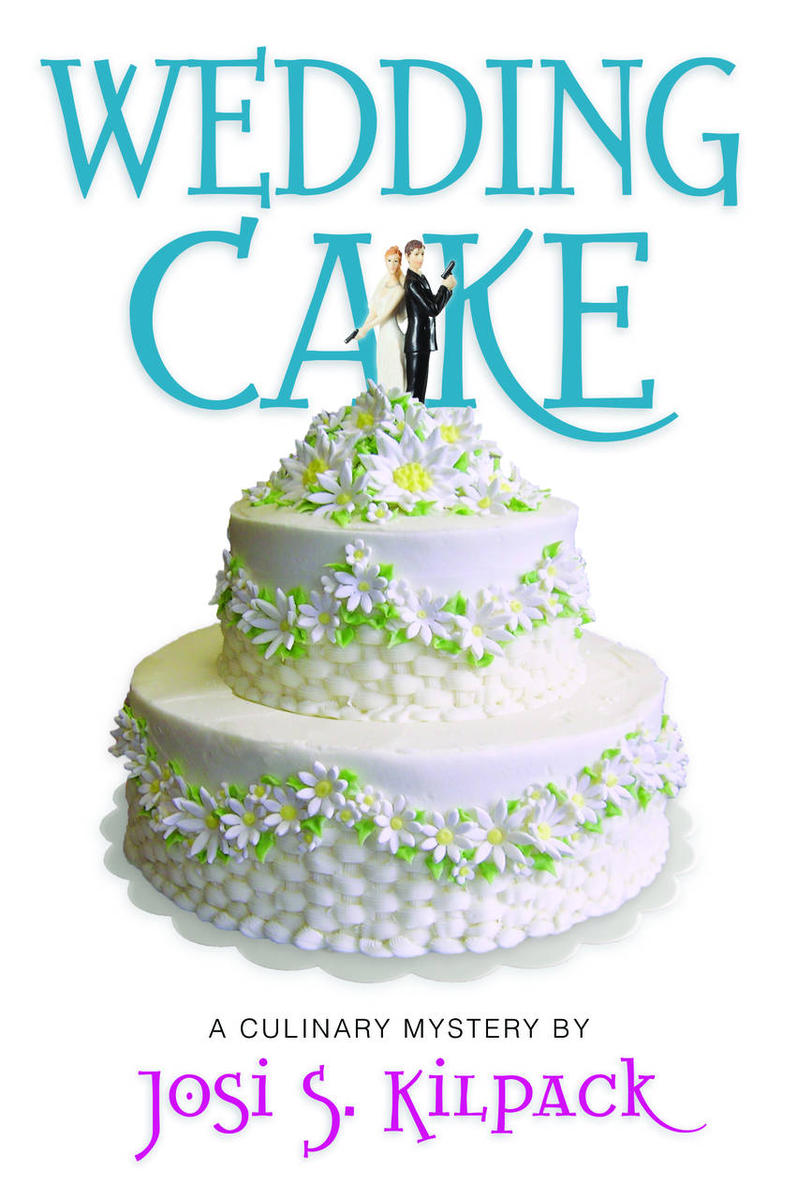 Image For Wedding Cake<br>Josi S. Kilpack