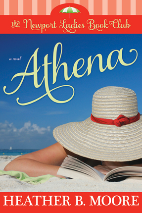 Image For Athena<br>Heather B. Moore