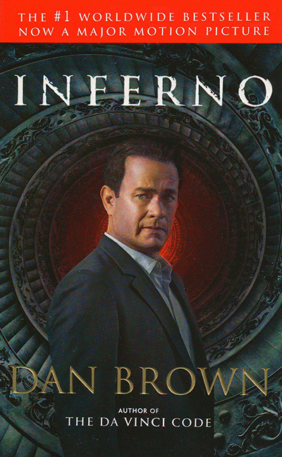 Cover Image For Inferno<br>Dan Brown<br>Movie Tie-In