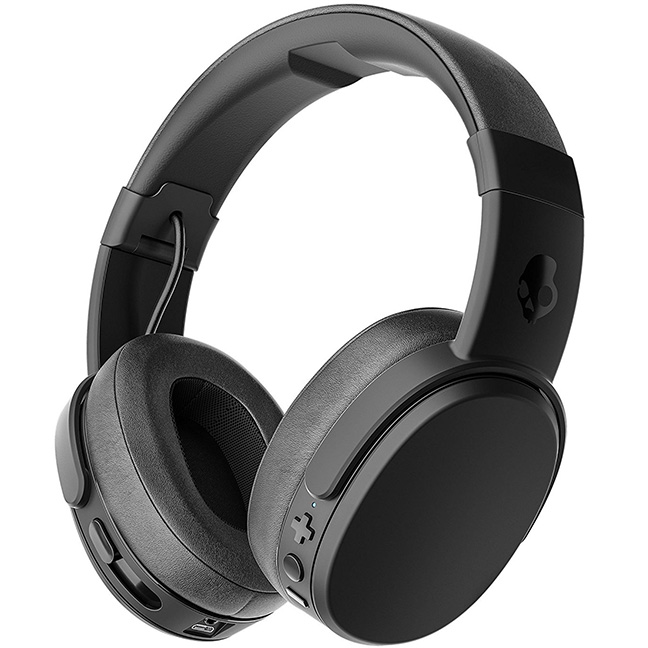 Image For Skullcandy Crusher<br>Bluetooth Headphones<br>Black