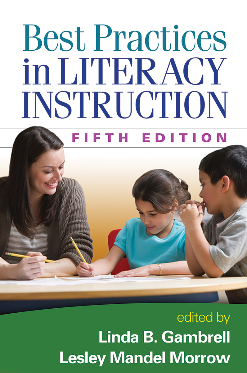 Image For Best Practices in<br>Literacy Instruction<br>Linda Gambrell