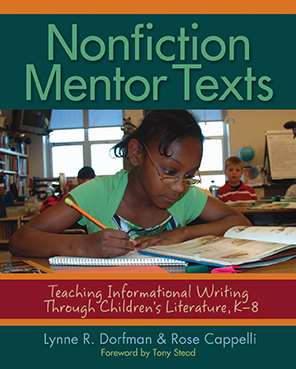 Image For Nonfiction Mentor Texts<br>Lynne R. Dorfman