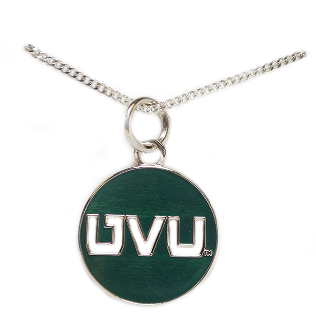 Image For UVU Cutout Necklace