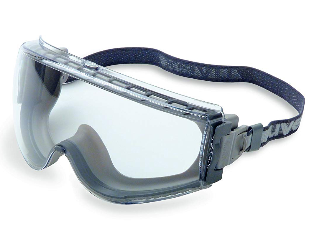 Image For UVEX Stealth<br>Safety Goggles