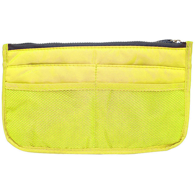 Cover Image For McCoy IN-Bag<br>Organizer<br>Yellow