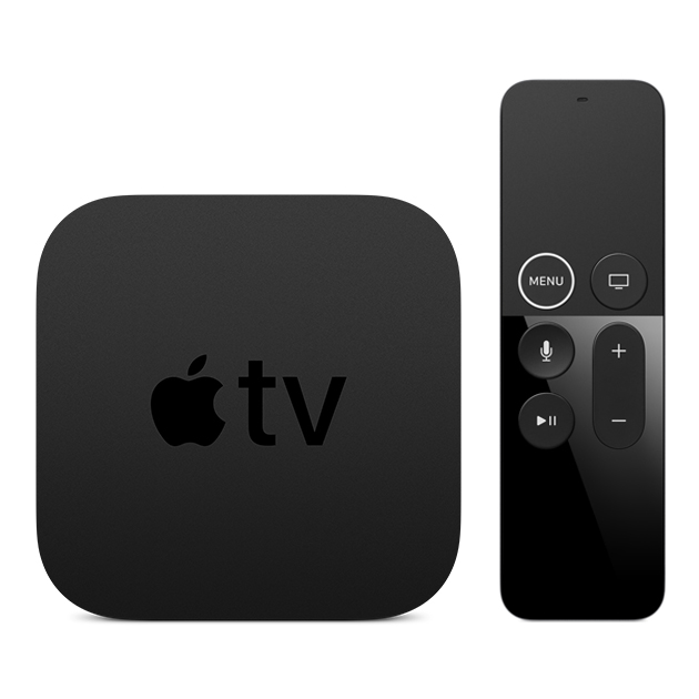 Image For Apple TV<br>4K HDR 64GB