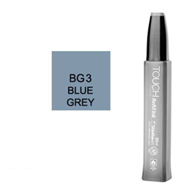 Image For Touch Twin<br>Refill Ink<br>BG3 Blue Grey
