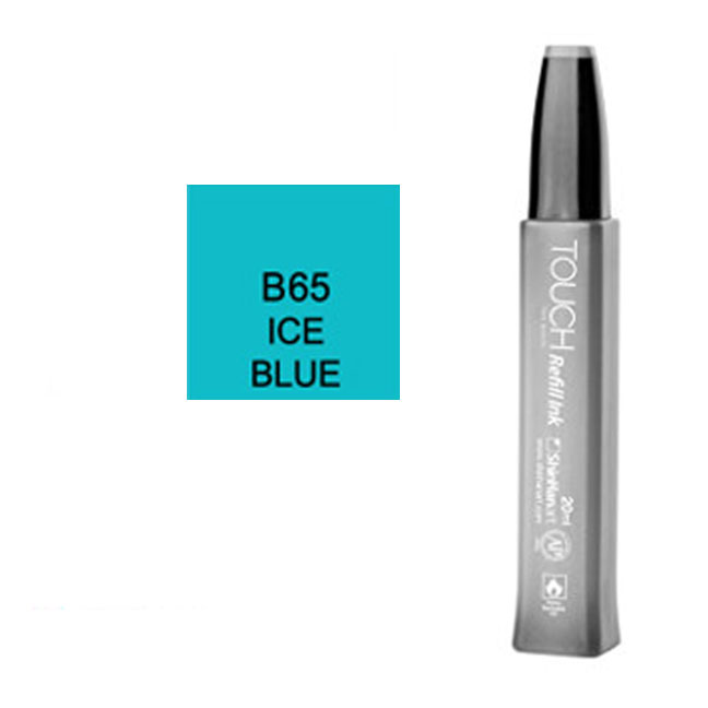 Image For Touch Twin<br>Refill Ink<br>B65 Ice Blue