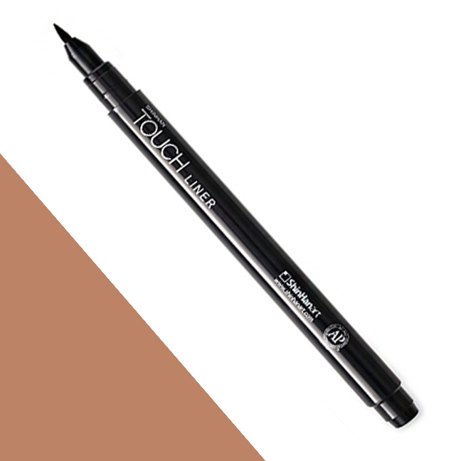 Image For Touch Liner<br>brush<br>Brown