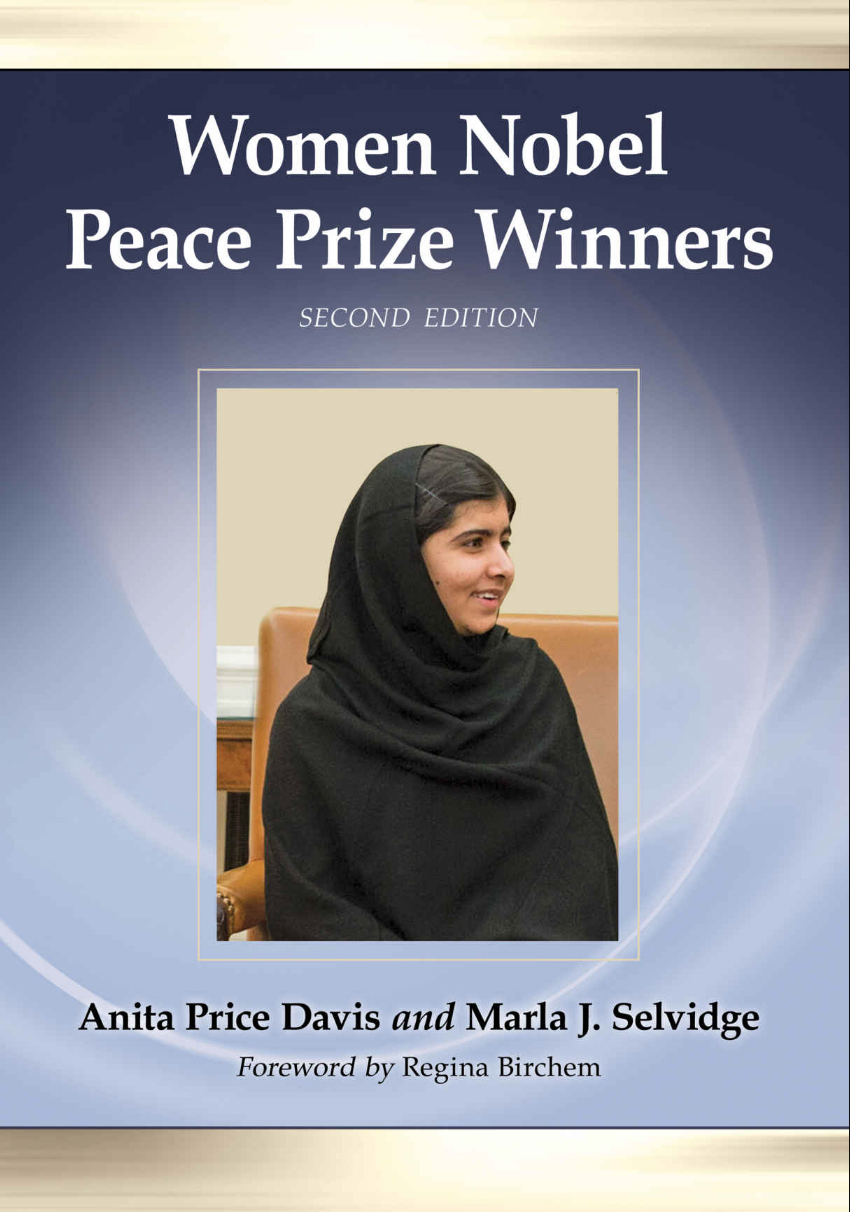 Image For Women Nobel<br>Prize Winners<br>Anita Davis and Marla Selvi