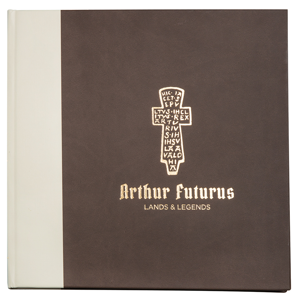 Image For Arthur Futurus<br>Lands & Legends<br>UVU Art & Design