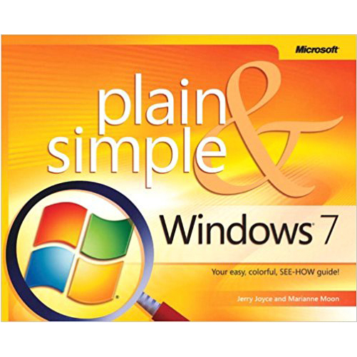 Image For Windows® 7<br>Plain & Simple