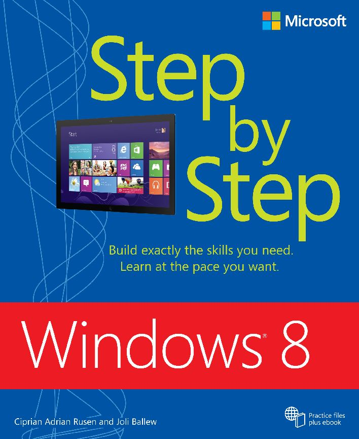 Image For Windows 8 Step by Step<br>Ciprian Adrian Rusen