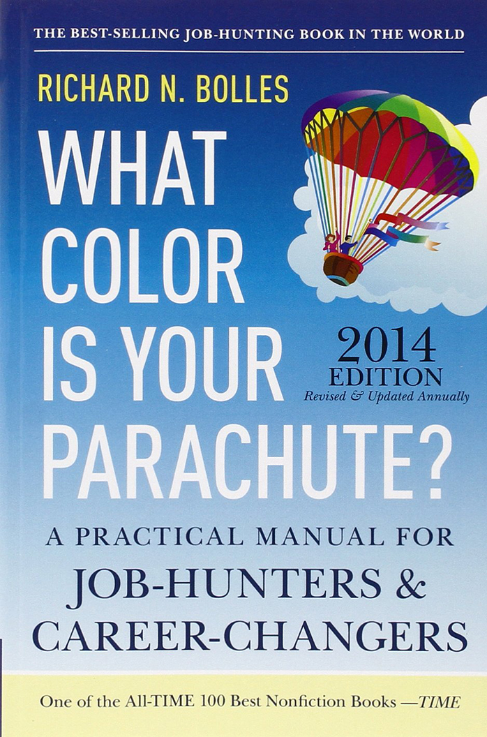 Image For What Color Is<br>Your Parachute? 2014<br>Richard N. Bolles