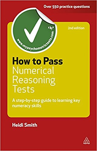 Cover Image For How to Pass<br>Numerical Reasoning Tests