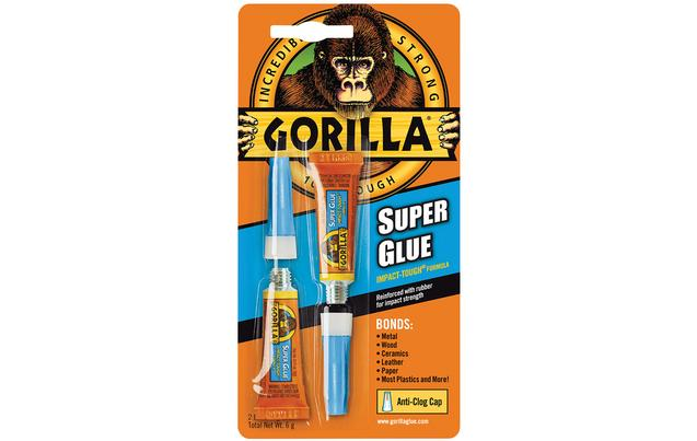 Image For Gorilla Super Glue<br>2pk