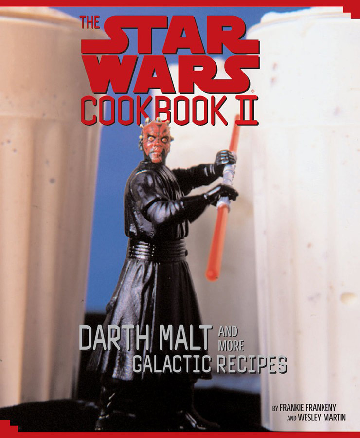 Image For The Star Wars<br>Cookbook II<br>Frankie Frankeny
