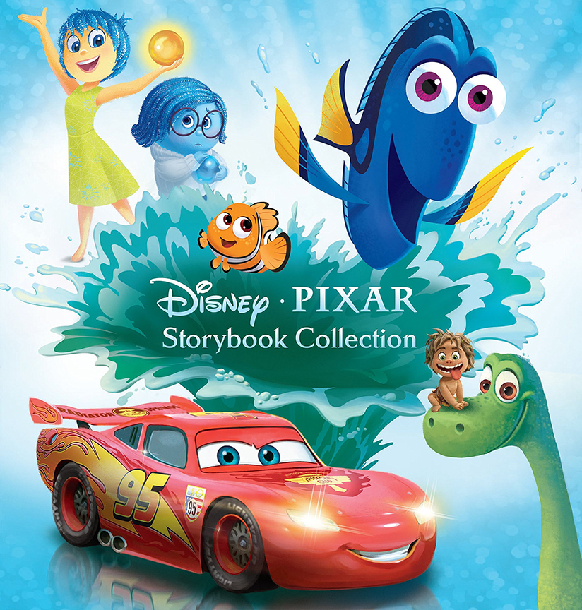 Image For Disney Pixar<br>Storybook Collection