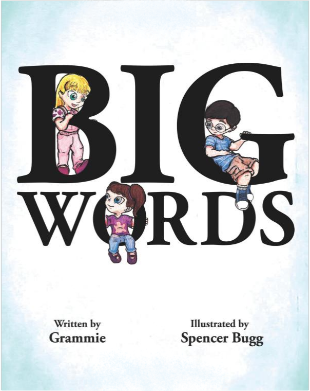 Image For Big Words<br>Grammie