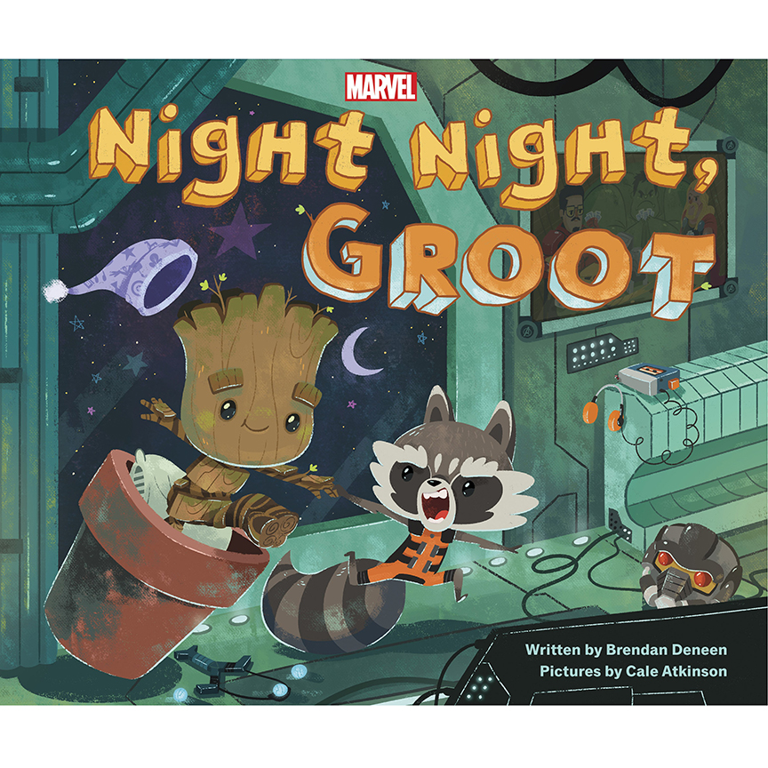 Image For Night Night, Groot<br>Brendan Deneen