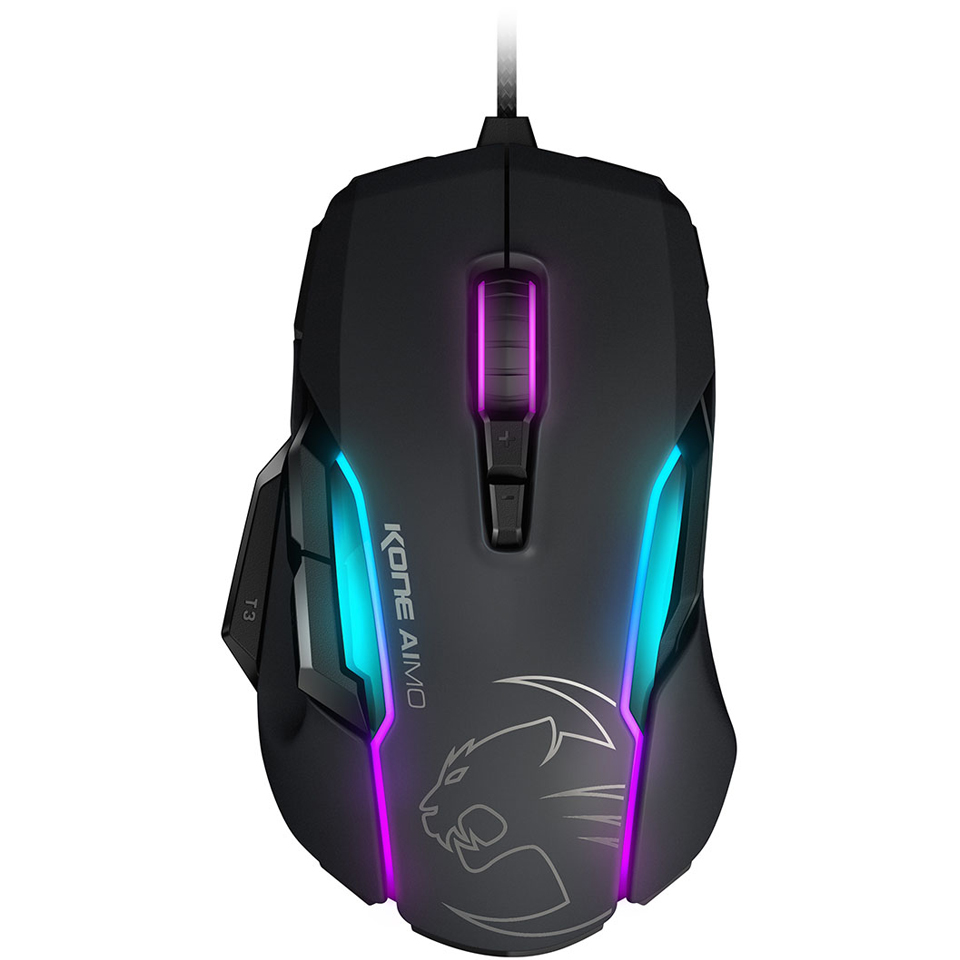 Image For Roccat Kone AIMO<br>RGBA Smart Customization<br>Gaming Mouse