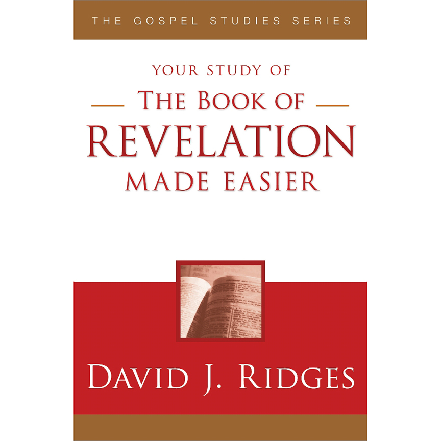 Image For The Book of Revelation<br>Made Easier<br>David J. Ridges