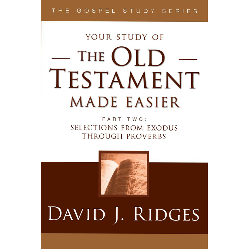 Image For The Old Testament<br>Made Easier, Part 2:<br>David Ridges