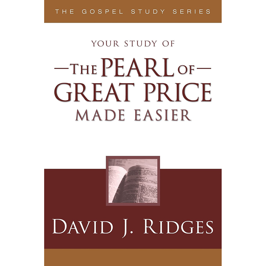 Image For The Pearl of Great Price<br>Made Easier<br>David J. Ridges
