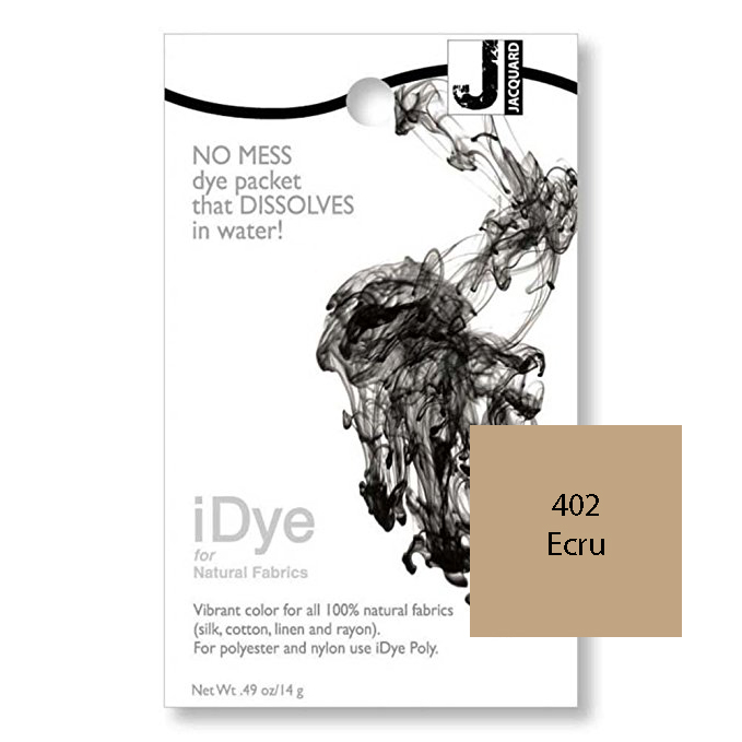 Image For iDye Fabric Dye - Ecru