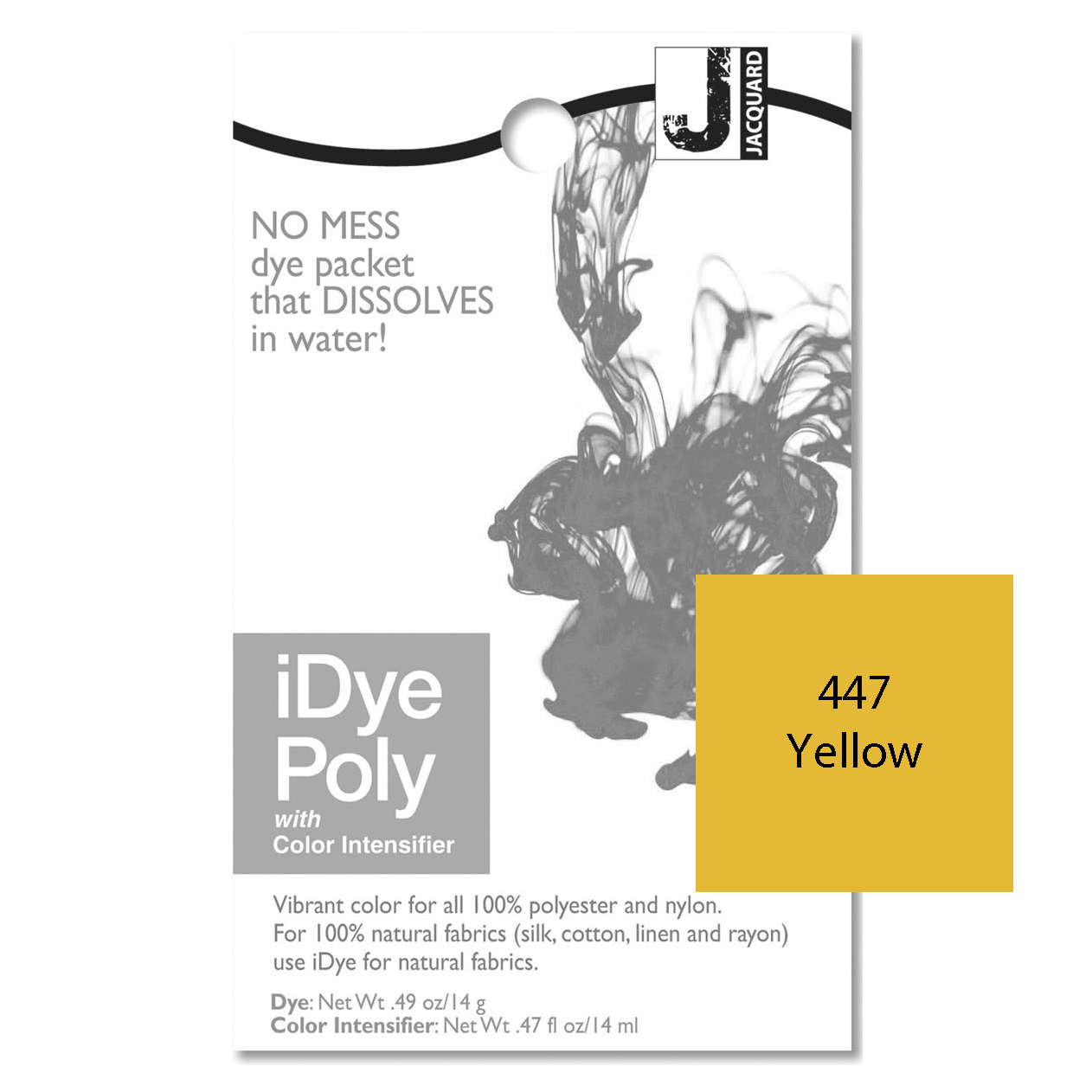 Cover Image For iDye Poly - Yellow