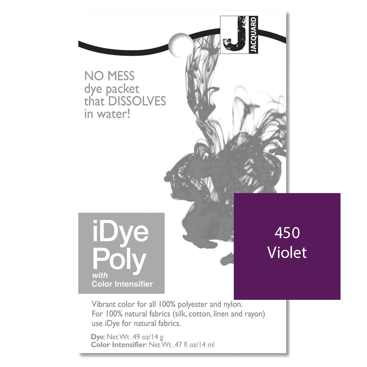 Image For iDye Poly - Violet