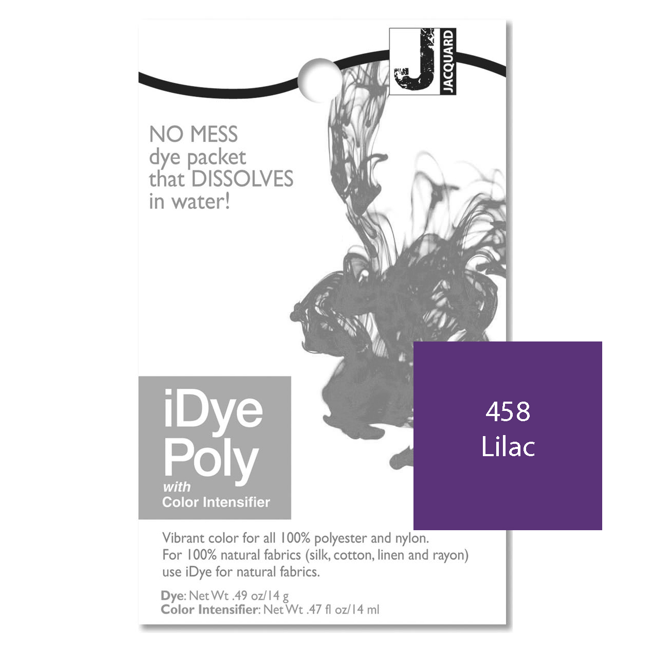 Image For iDye Poly - Lilac