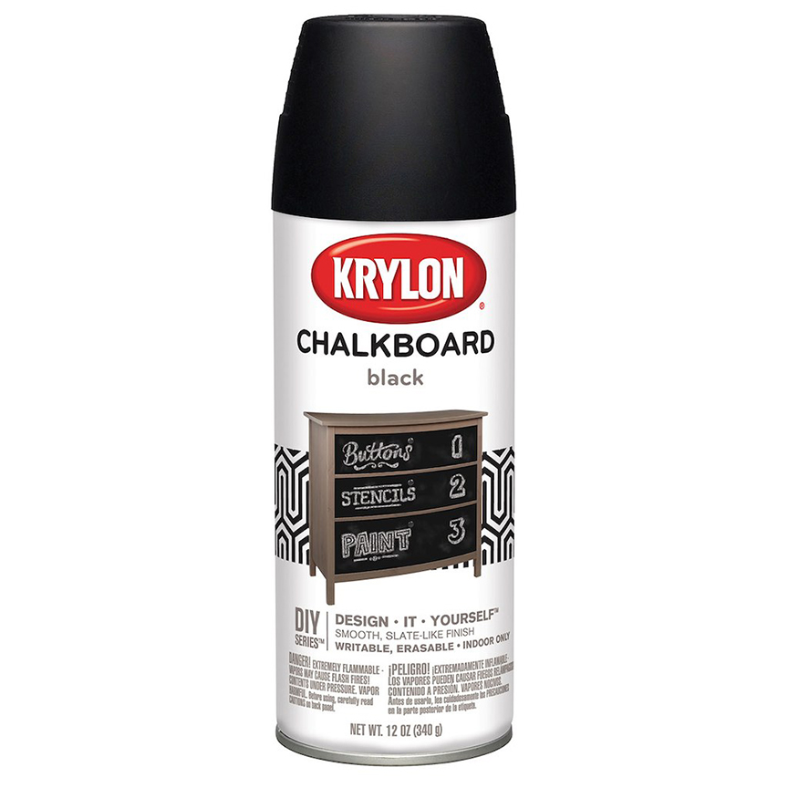 Image For Krylon Chalkboard<br>11-oz Aerosol Spray