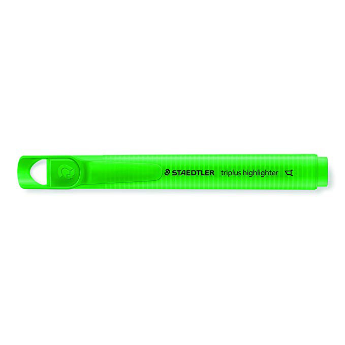 Image For Staedtler<br>Triplus Hilight<br>Green