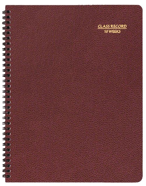 Image For Class Record Book<br>Planner