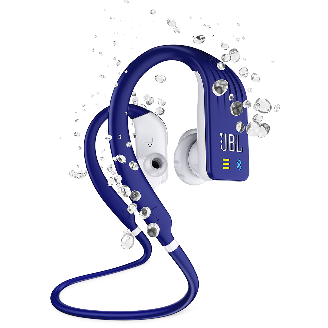 Image For JBL Endurance Dive<br>Headphones with Built in Mp3<br>Blue