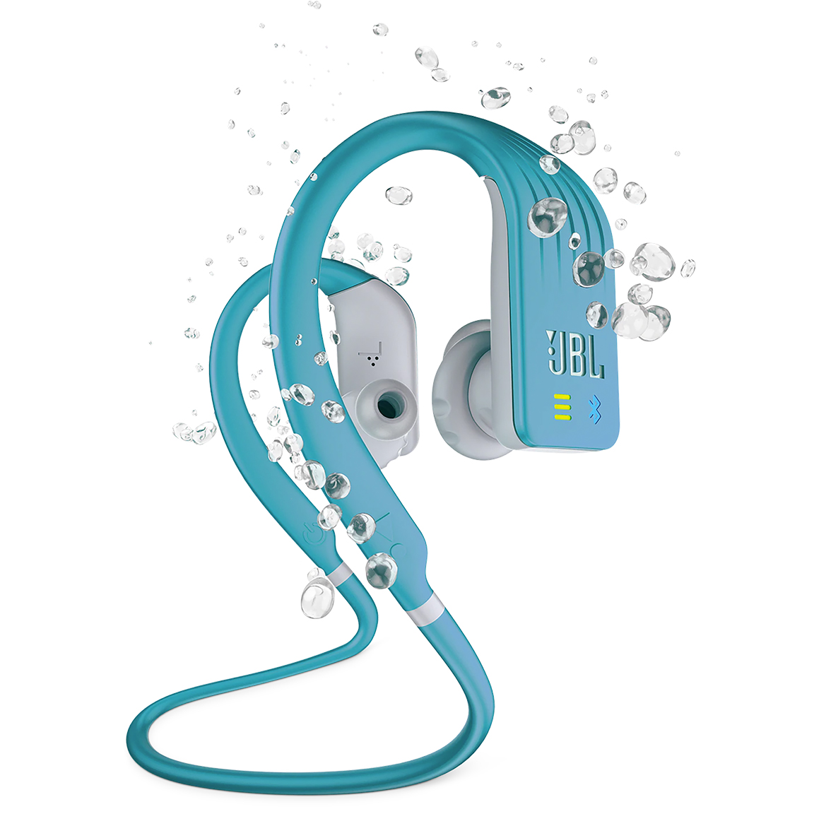 Image For JBL Endurance Dive<br>Headphones with Built in Mp3<br>teal